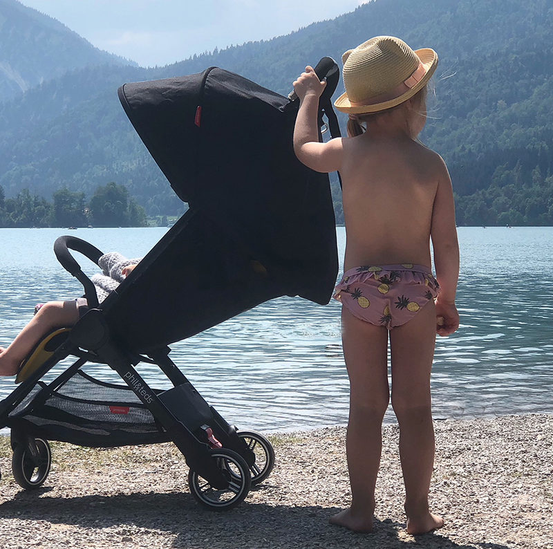 Perfect for a family day trip with small children: Schliersee Munich