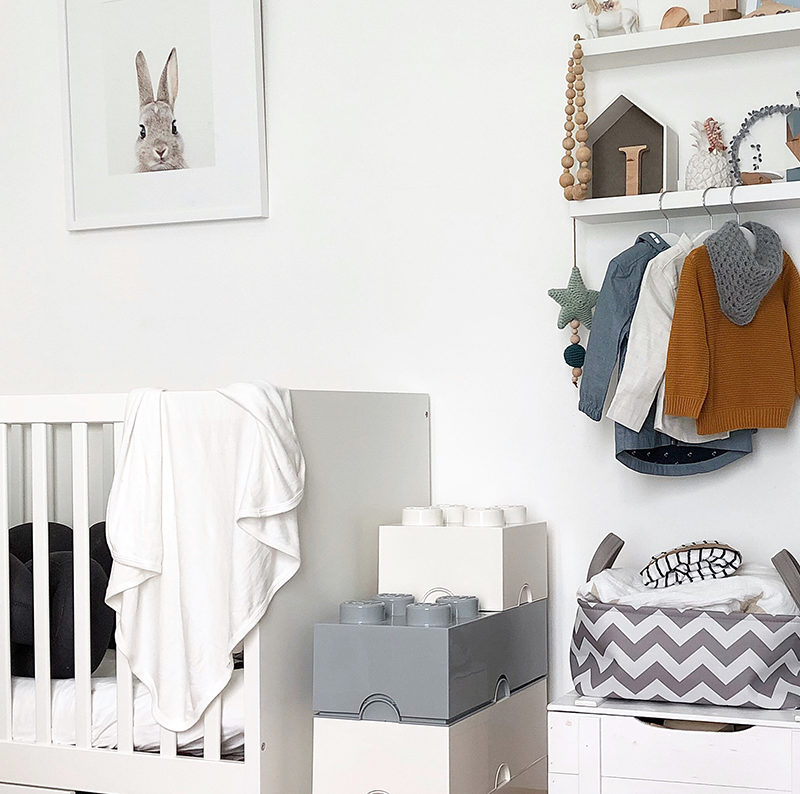 Tiny kids room inspiration