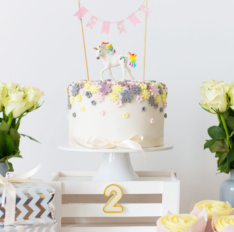 How to create the perfect sweet birthday table