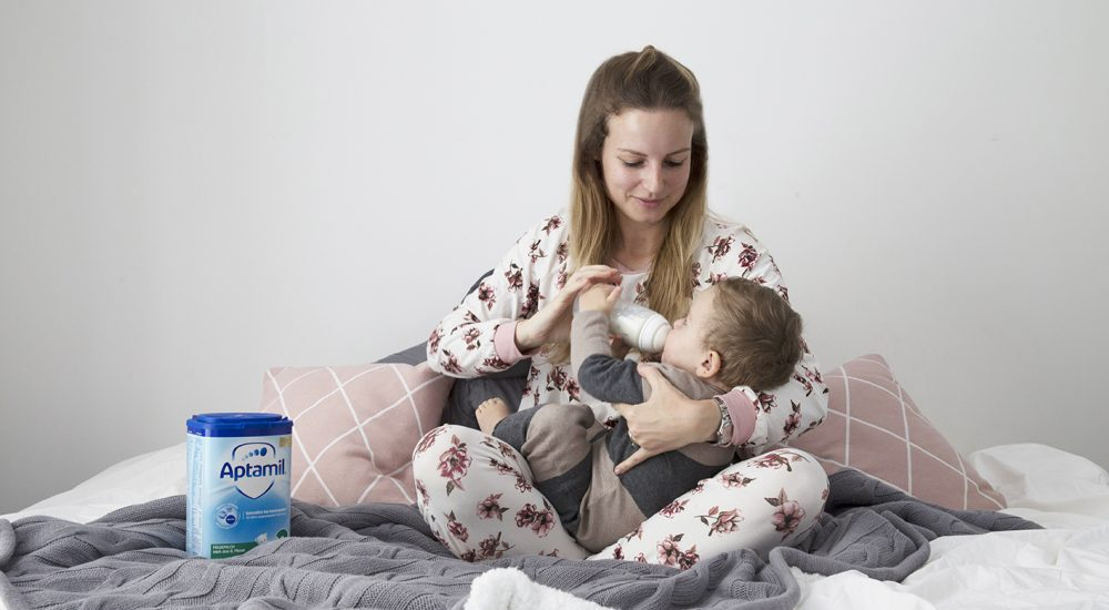 """""""First Bottle Syndrom"""" – Die Umstellung von Stillen zu Flasche"""