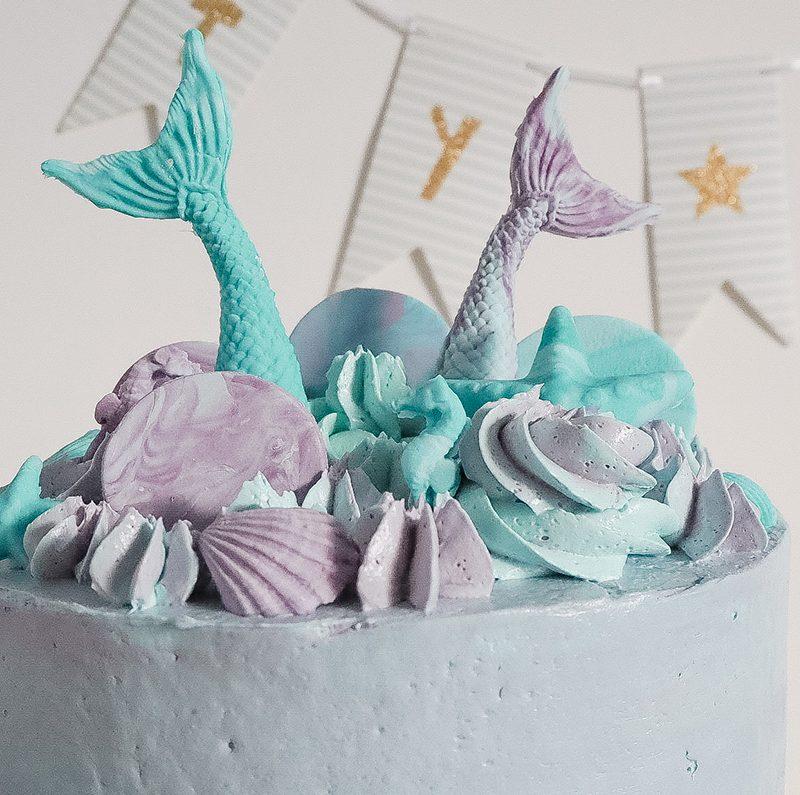 Der perfekte Mottogeburtstag – Meerjungfrau