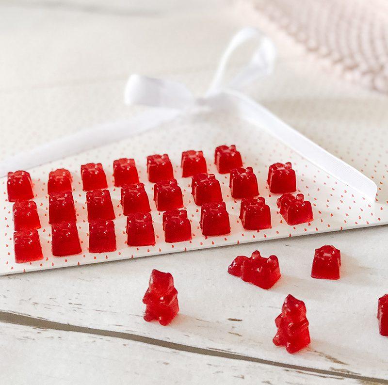 Gummibärchen selber machen – zuckerfrei & lecker