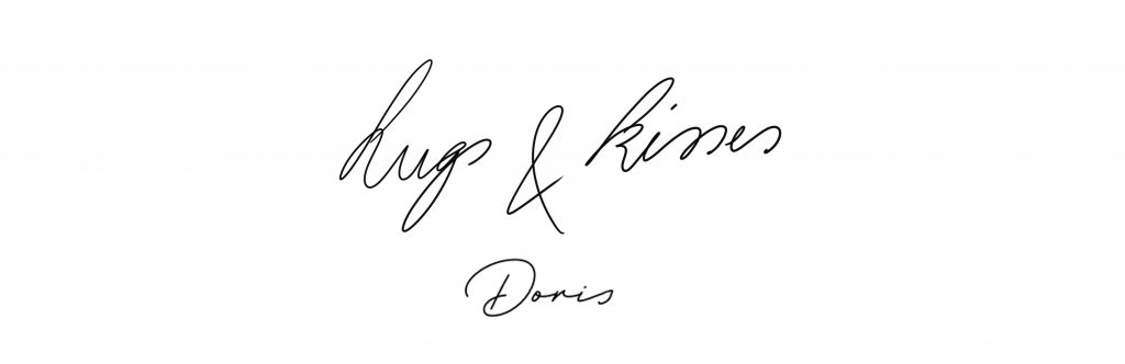 CF Signature hugs and kisses