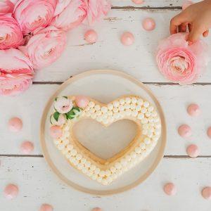 CF CosyFoxes Muttertag Herzkuchen einfach 0