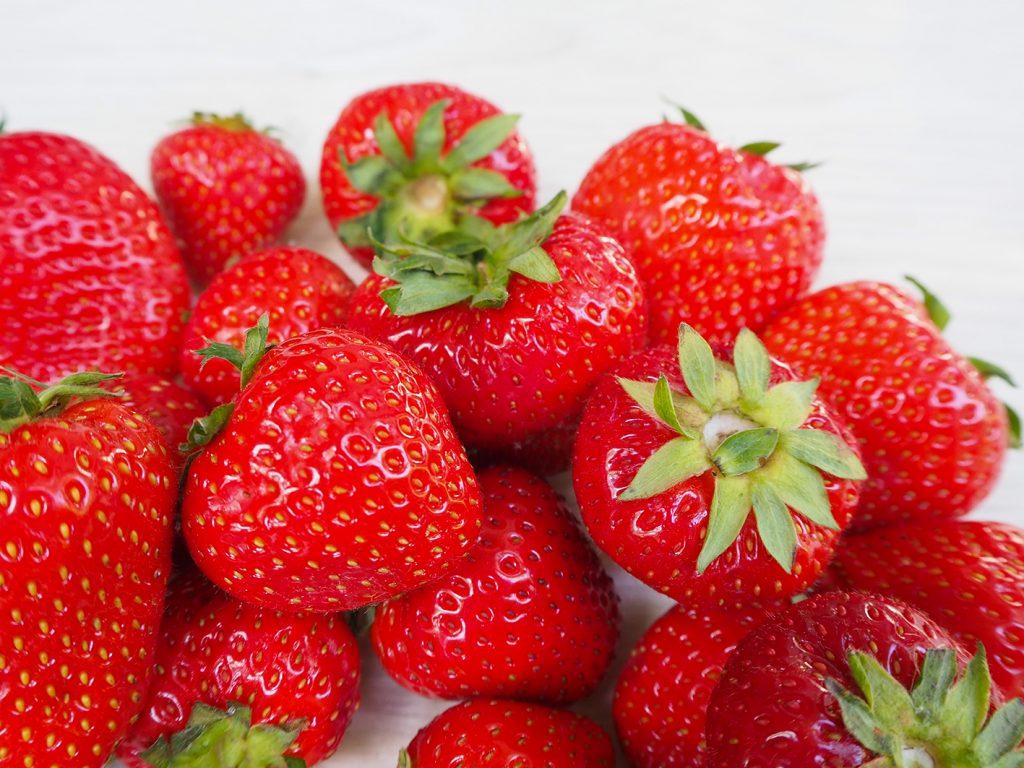 CF CosyFoxes Macarons Erdbeere Gelingsicher