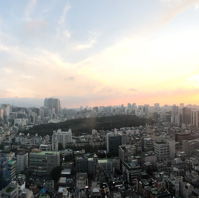 Abenteuer Seoul – Vorbereitung mit Corona